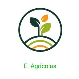 E. Agrícolas